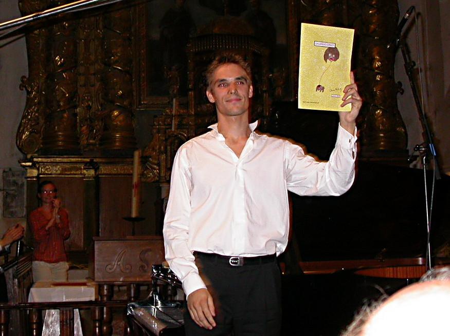 2003 : Cédric Tiberghein