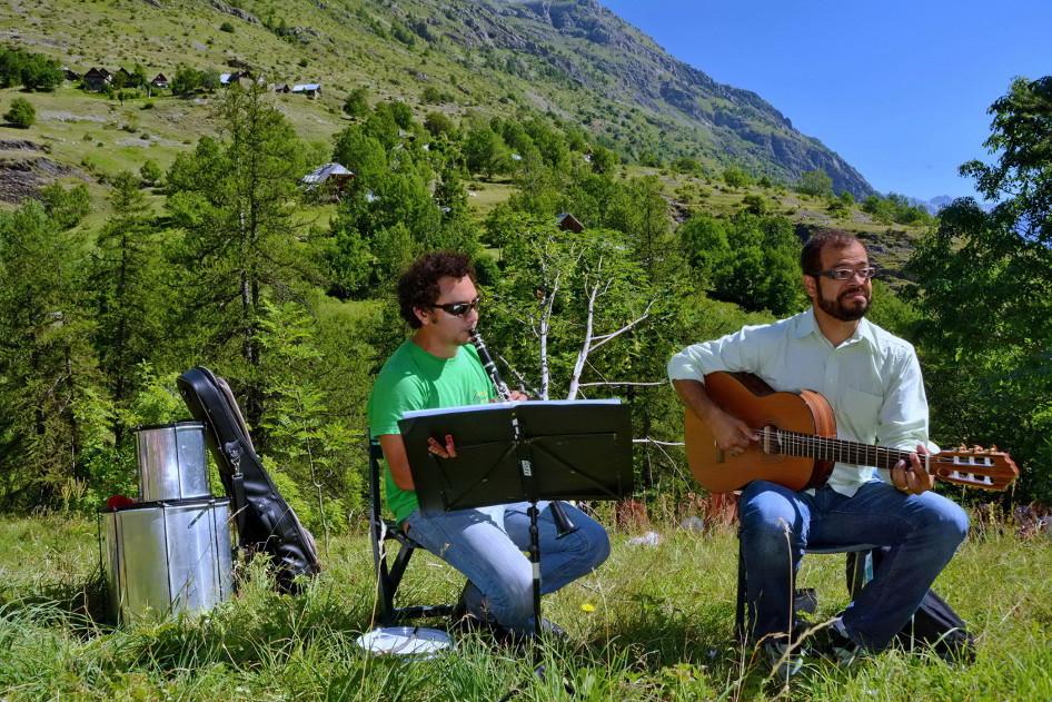 12 Août : Ensemble Cajuero