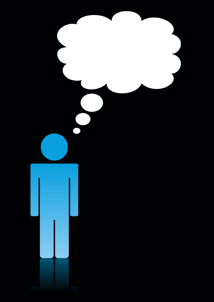 Pensamiento racional vs. pensamiento irracional - Gabinete
