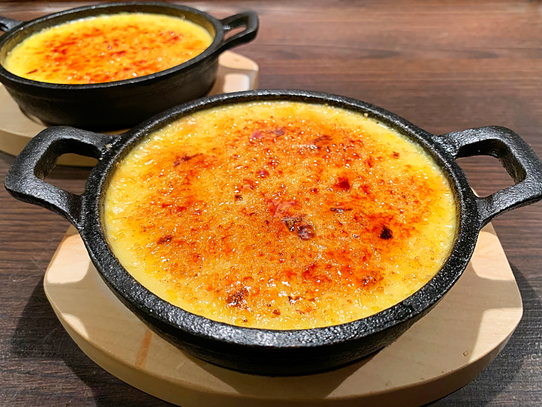 Crème Brûlée (13cm)