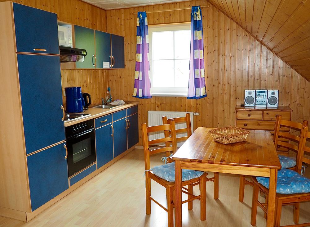 Essensbereich & Küche