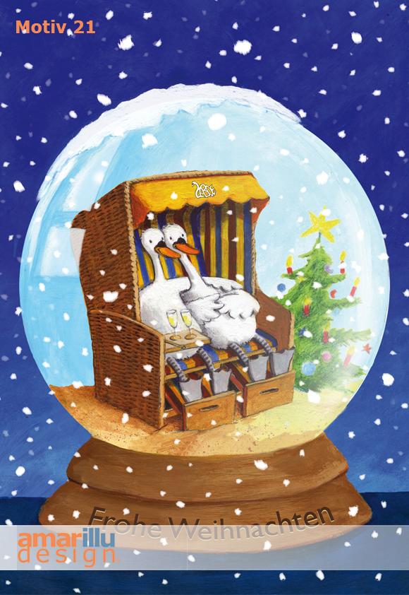 www.amarillu.de, Frohe Weihnachten, Motiv 21