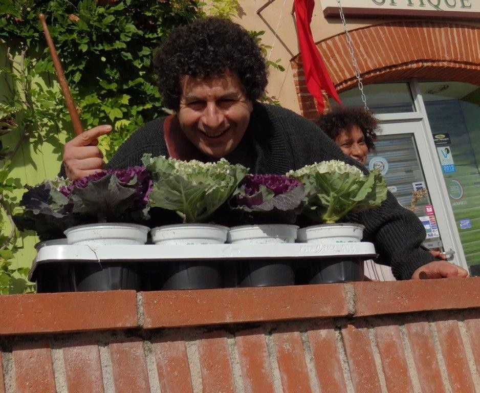 Gilles ROUGEYROLLES - Bassacada à Fête du Figuier 20/10/2013