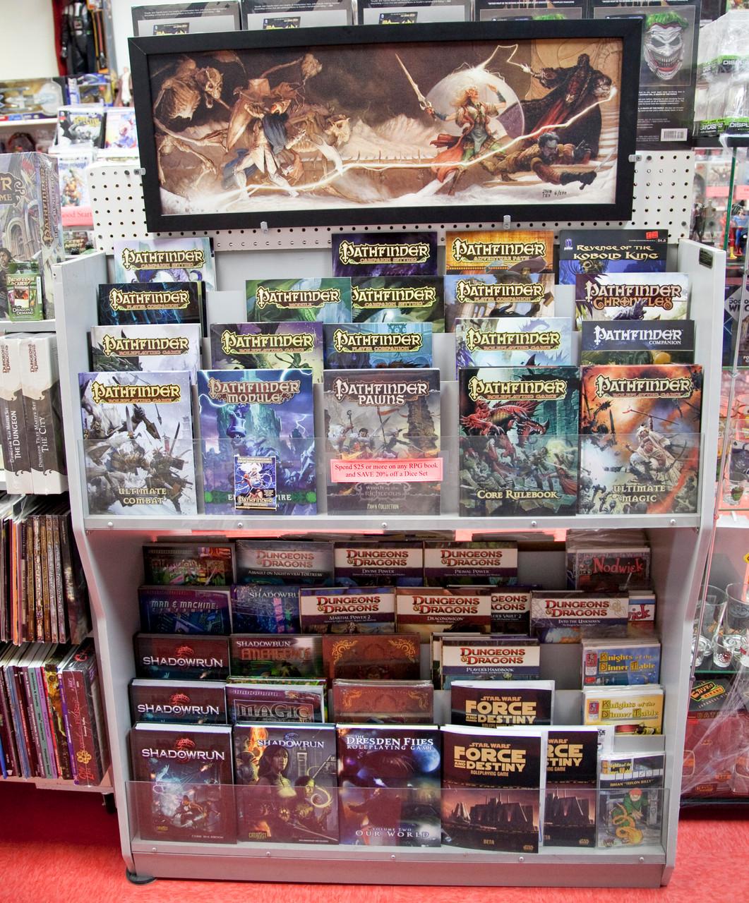 MTG / Games - Comics, Games & Everything Fun!