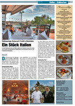 Zeitungsbericht Spatz Zeitung Basel