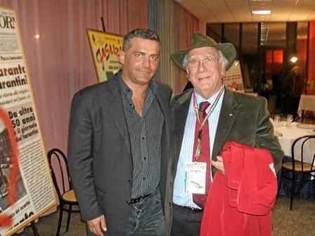 """Giovanni Ranna-""""Mister Pasca fresca""""- 1. Platz beim Festival in Macerata"""