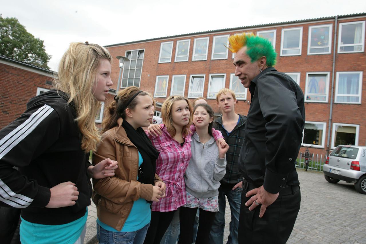 Matthias Isecke-Vogelsang - Rektor an der Gotthard-Kühl-Schule in Lübeck.
