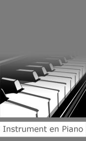 Instrument en Piano