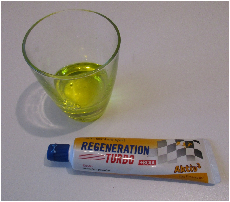 Regenerationsturbo +BCAA (50-ml-Tube)