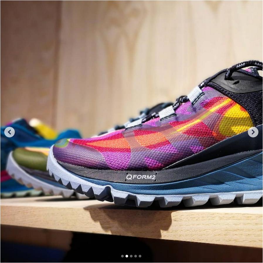 Leichte Trailrunning-Schuhe