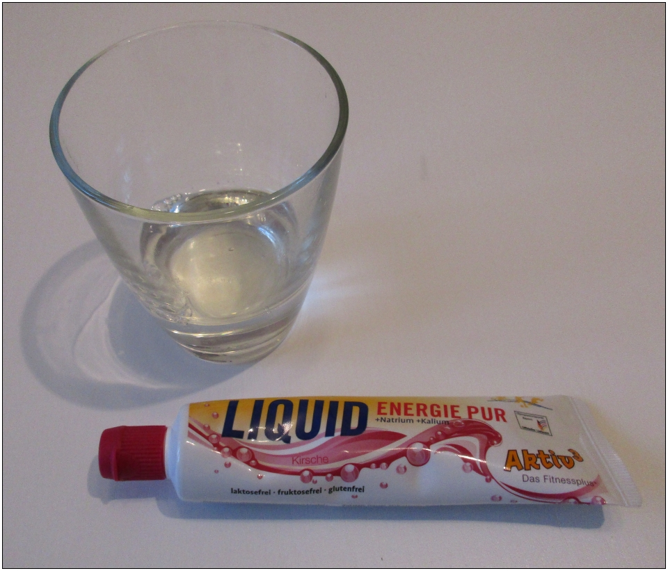 Liquid-Energie-Pur (50-ml-Tube)