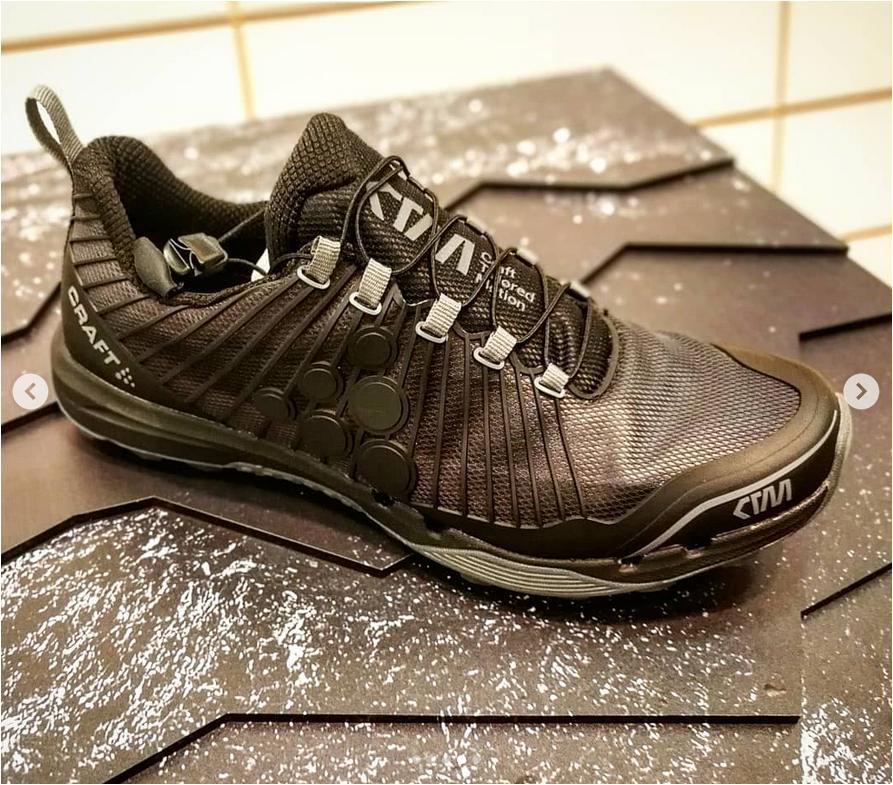 Erster OCR-Schuh von CRAFT