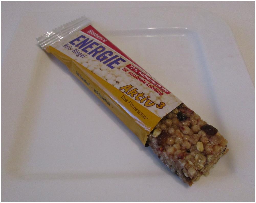 Energie-Reis-Riegel (50-g-Riegel)