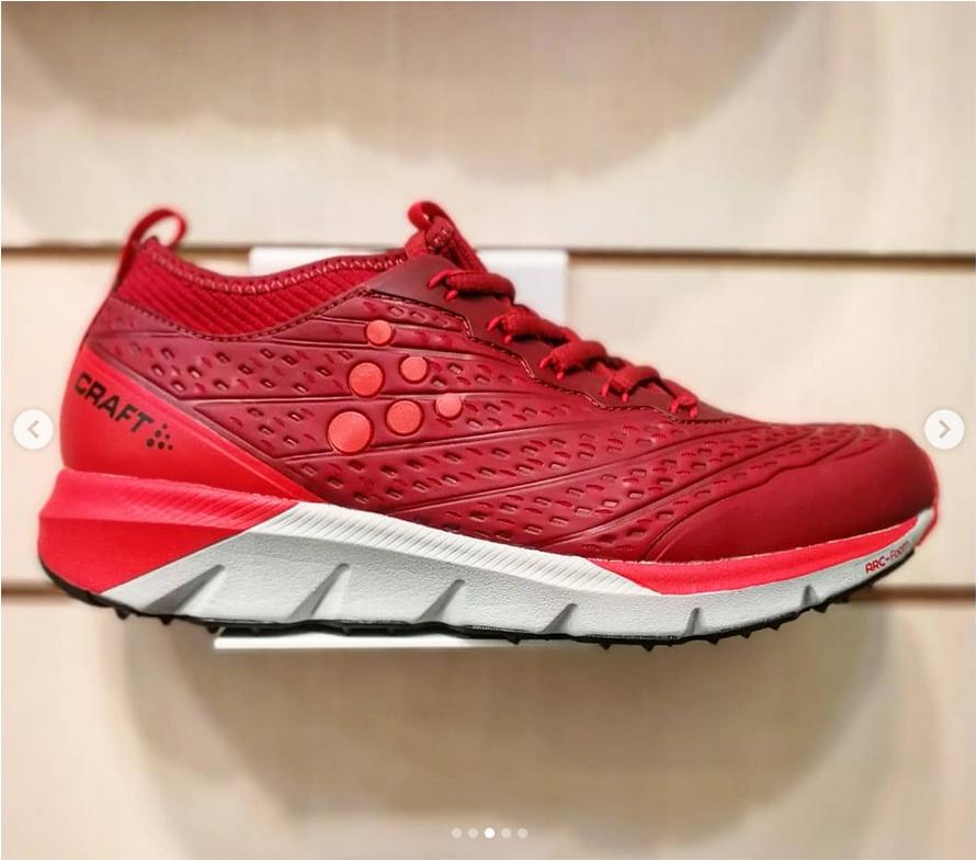 Erster Trailrunning-Schuh von CRAFT