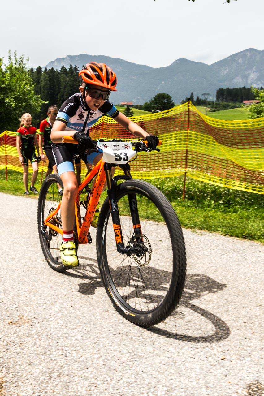 1. Rennen des Eldorado Kids Cup in Bad Häring Tirol am 20.06.2021