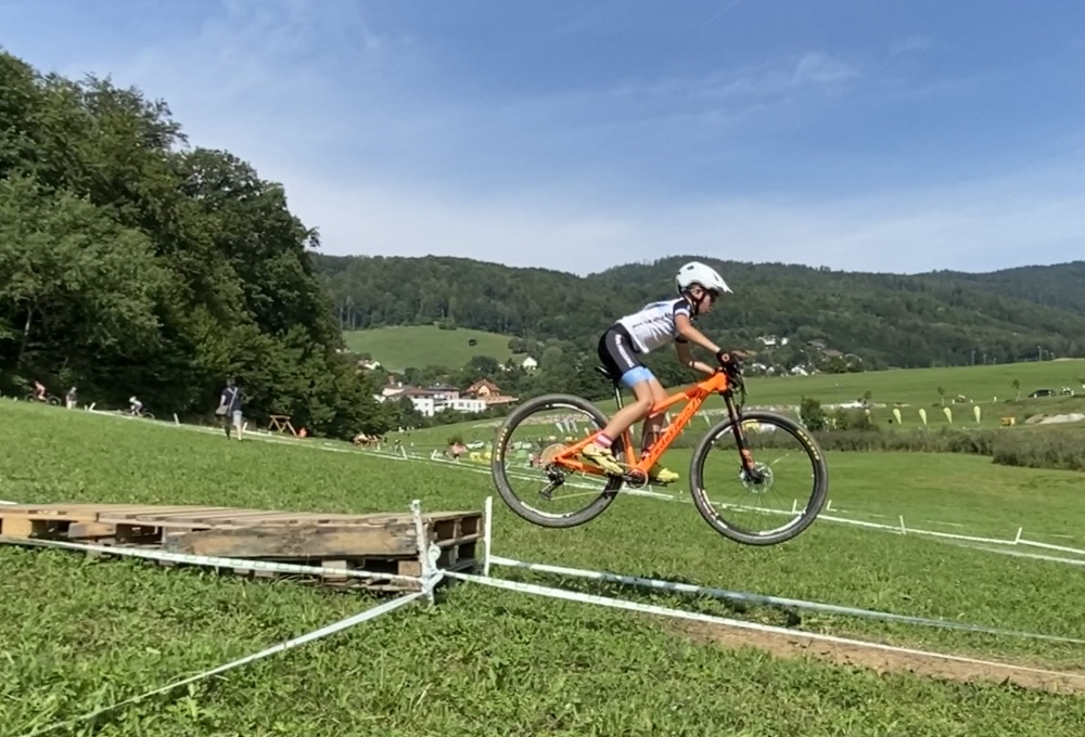 22. August 2021 XCC und XCO Grazer Bikefestival Stattegg - Austria Youngster Cup