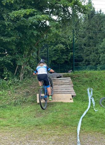 Freisinger Besuch beim XCO Bikecup in Arnstadt und Ilmenau am 31.07. und 01.08.2021