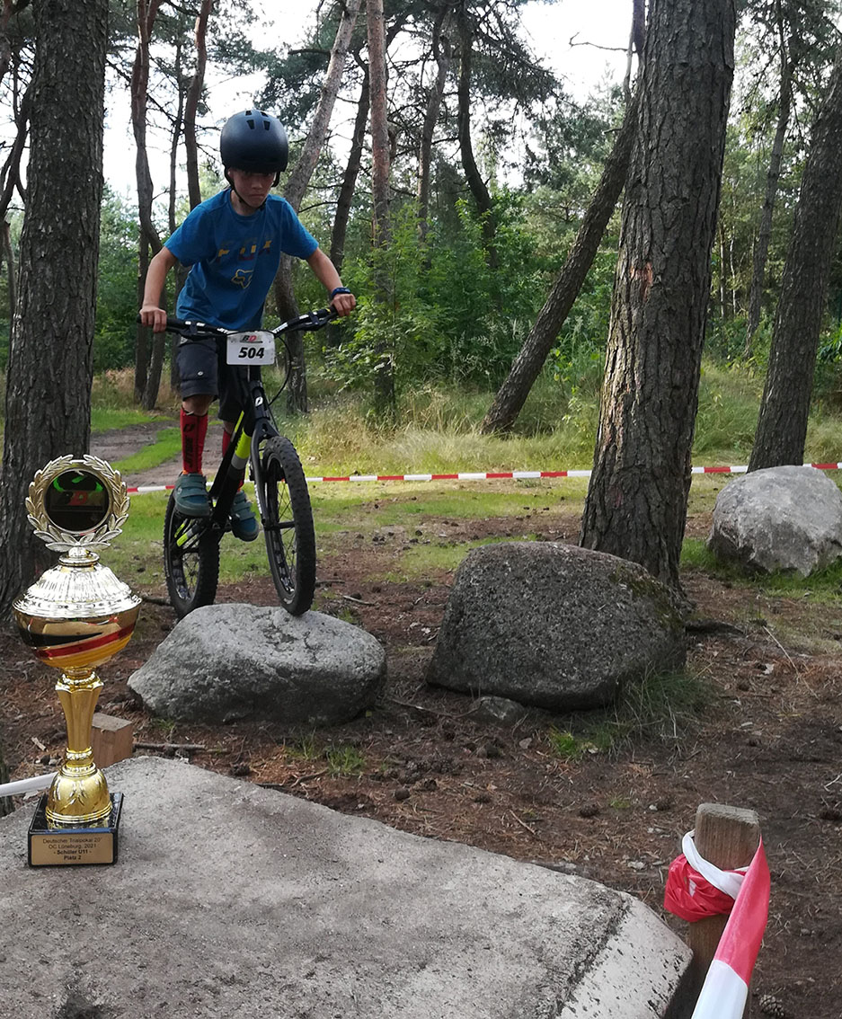 Deutscher Trial Pokal 2021 - 11.07.2021