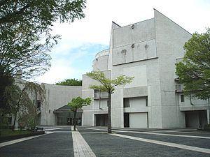 福島市音楽堂