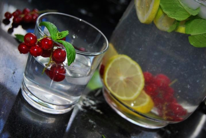 Top Detox Wasser Rezept