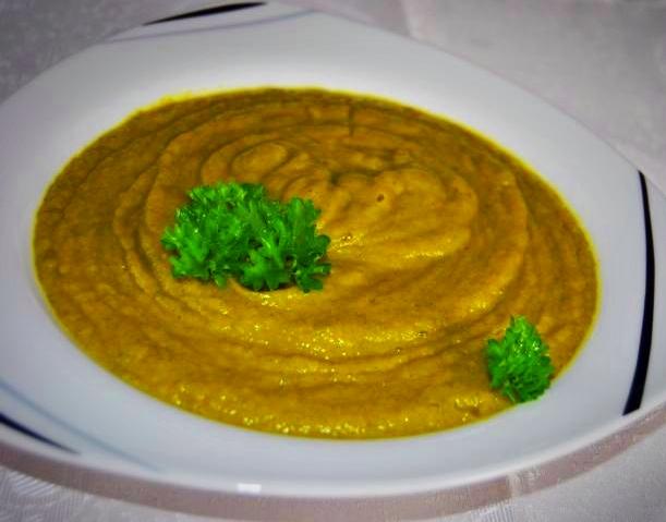 Detox Rezept: Brokkoli-Möhren-Suppe