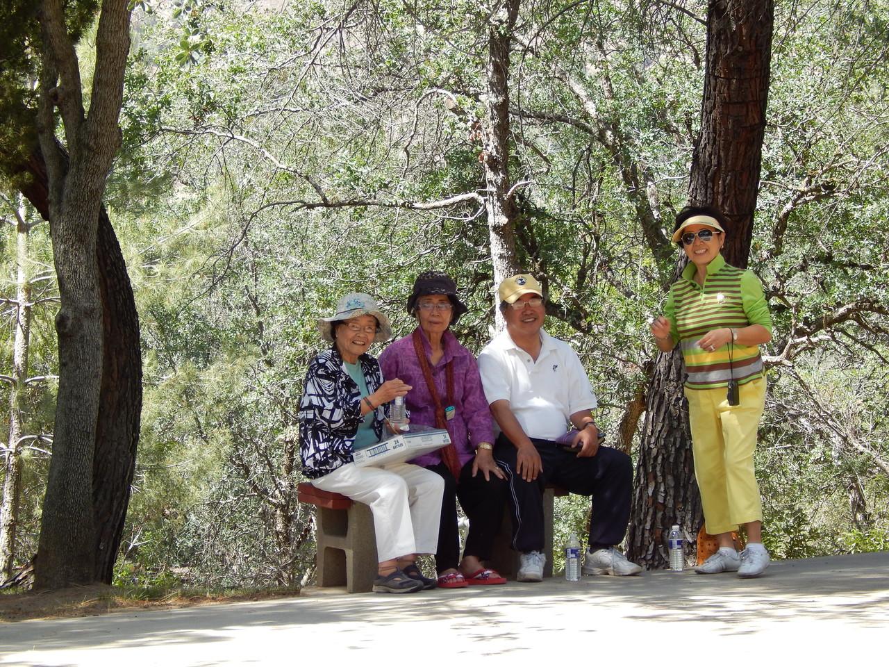 Korean Community retreat at San Antonio