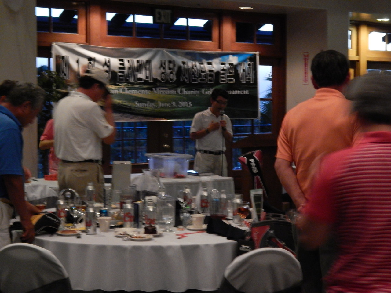 Korean Community 1st Charity Golf... at Rio Bravo