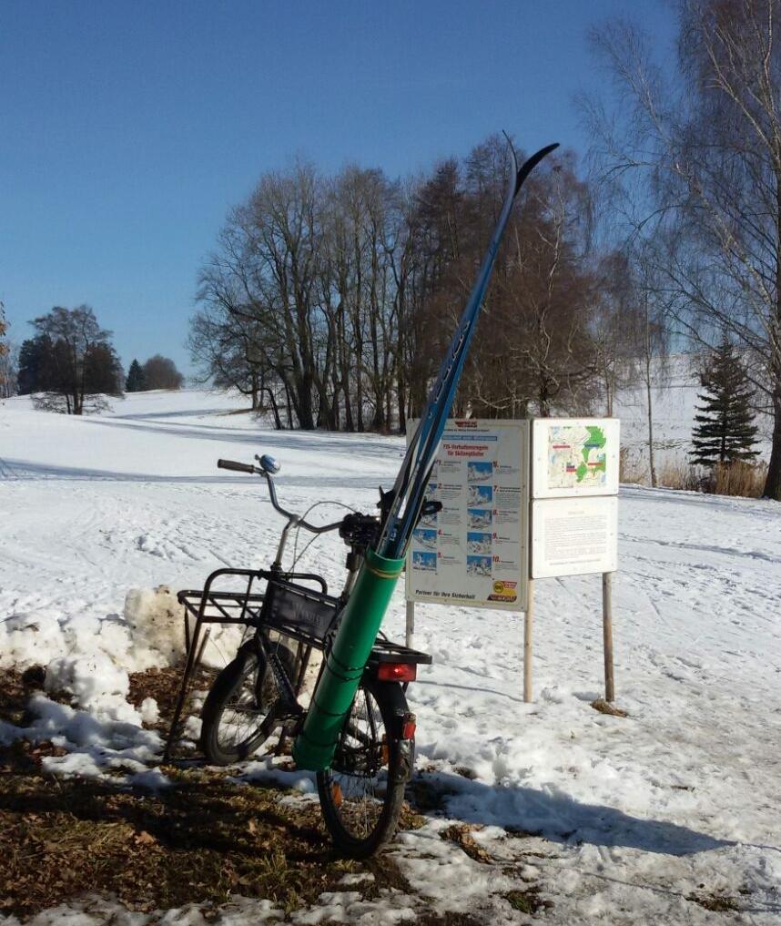 Umweltfreundlicher Anfahrtsweg