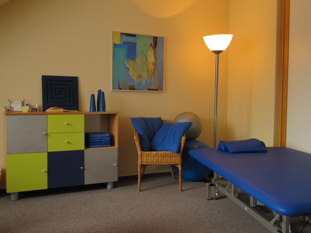 Behandlungsraum 1 Neurologie / Orthopädie