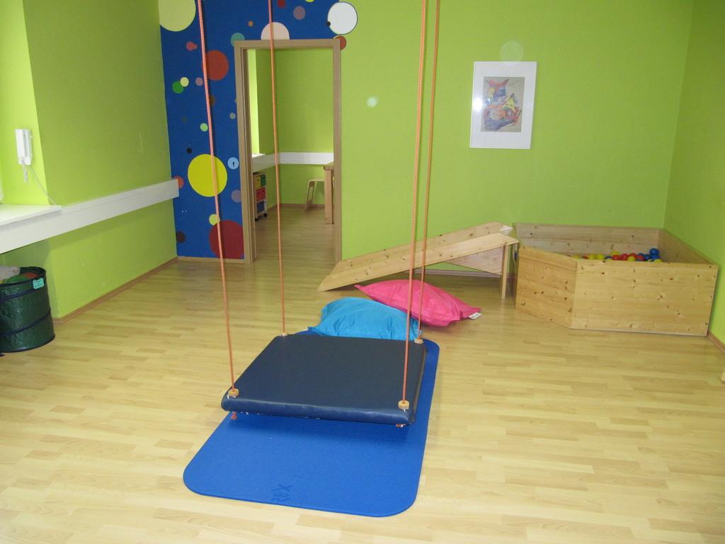 Behandlungsraum 2 Pädiatrie