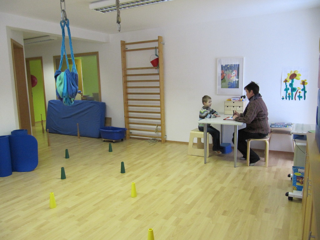 Behandlungsraum 1 Pädiatrie
