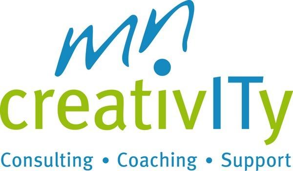 Logo mn creativITy GmbH, Krauchtal