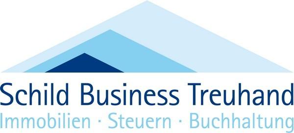 Logo Business Treuhand Schild GmbH, Köniz