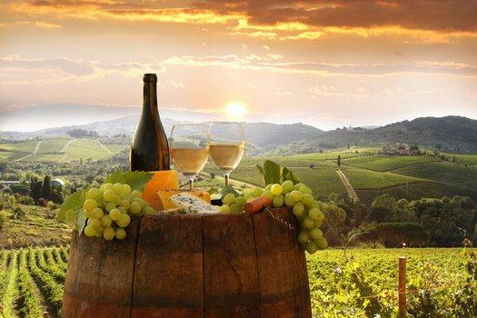 vinmarker Toscana
