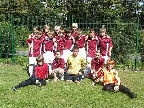 D-Jugend Saison 2010 / 2011