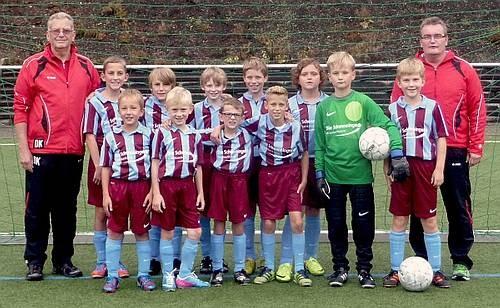 E-Jugend Saison 2013 / 2014