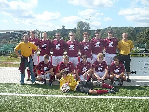 A-Jugend Saison 2009 / 2010