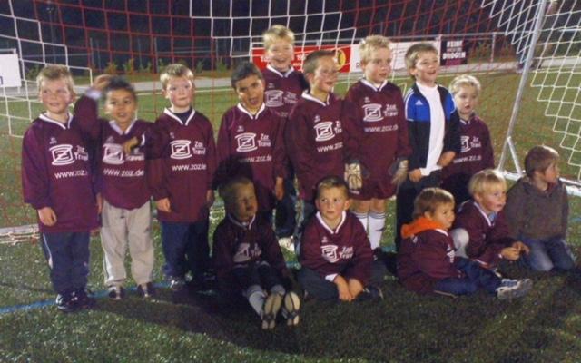 F-Jugend Saison 2008 / 2009
