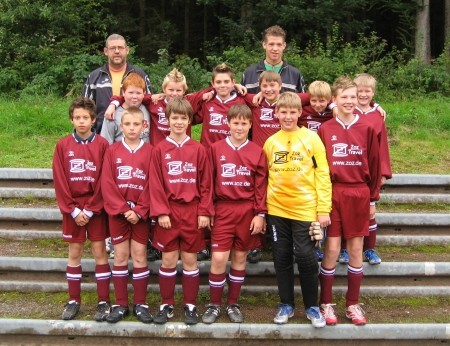 D-Jugend Saison 2007 / 2008