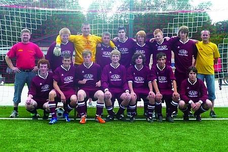 A-Jugend Saison 2008 / 2009