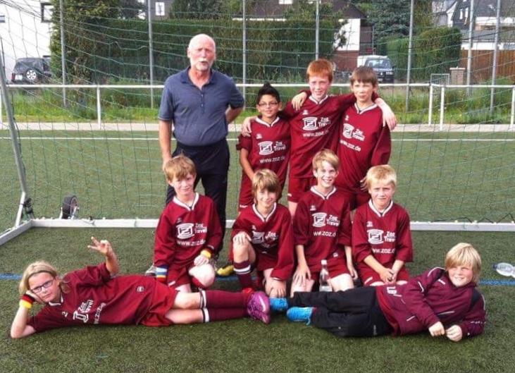 E-Jugend Saison 2011/2012