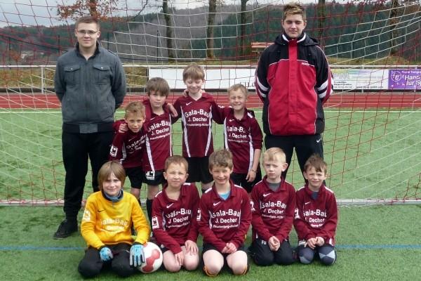 F-Jugend Saison 2012 / 2013