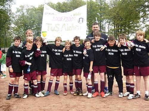 D-Jugend Saison 2008 / 2009