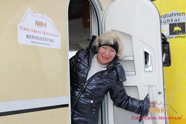 Schriftführerin Inge Polz