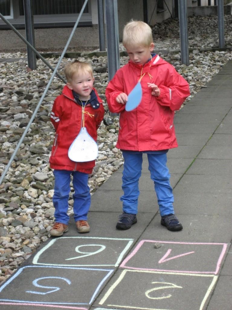 Kinder-Mit-Mach-Aktion zum Sebastian-Kneipp-Tag 2013