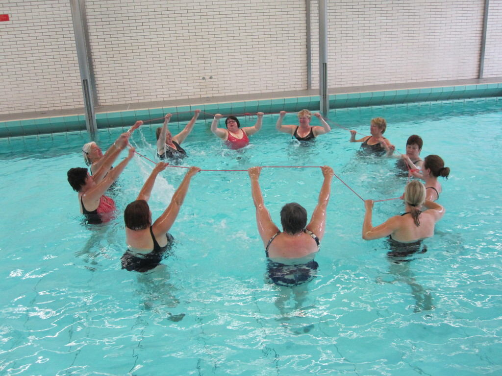 Wassergymnastik Bürgerbad Elten