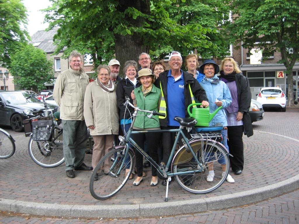 Kneipp-Fahrradtour mit Siggi Alefsen