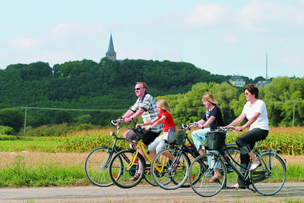 Fahrradtour rund um Elten
