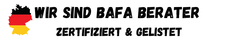 Wir sind BAFA Berater