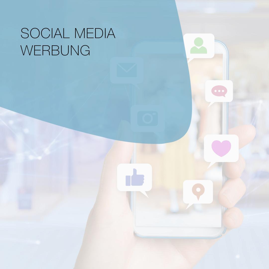 Social Media Werbung